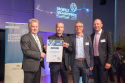 EloVac® nominated for The Environmental Technology Award in Baden-Württemberg 2019